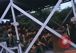 Image of US Army mine and booby trap course Vietnam Cu Chi, 1967, second 47 stock footage video 65675022777