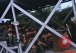 Image of US Army mine and booby trap course Vietnam Cu Chi, 1967, second 48 stock footage video 65675022777
