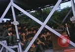 Image of US Army mine and booby trap course Vietnam Cu Chi, 1967, second 50 stock footage video 65675022777