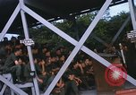 Image of US Army mine and booby trap course Vietnam Cu Chi, 1967, second 51 stock footage video 65675022777