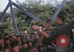 Image of 25th Infantry Division soldiers Vietnam Cu Chi, 1967, second 20 stock footage video 65675022778