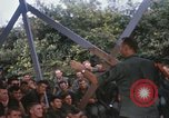 Image of 25th Infantry Division soldiers Vietnam Cu Chi, 1967, second 21 stock footage video 65675022778