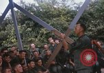 Image of 25th Infantry Division soldiers Vietnam Cu Chi, 1967, second 25 stock footage video 65675022778