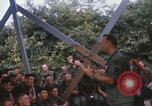 Image of 25th Infantry Division soldiers Vietnam Cu Chi, 1967, second 27 stock footage video 65675022778