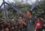 Image of 25th Infantry Division soldiers Vietnam Cu Chi, 1967, second 30 stock footage video 65675022778