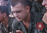 Image of 25th Infantry Division soldiers Vietnam Cu Chi, 1967, second 31 stock footage video 65675022778