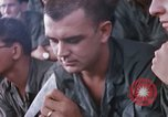 Image of 25th Infantry Division soldiers Vietnam Cu Chi, 1967, second 32 stock footage video 65675022778