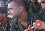 Image of 25th Infantry Division soldiers Vietnam Cu Chi, 1967, second 35 stock footage video 65675022778