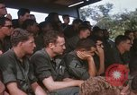Image of 25th Infantry Division soldiers Vietnam Cu Chi, 1967, second 44 stock footage video 65675022778