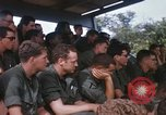 Image of 25th Infantry Division soldiers Vietnam Cu Chi, 1967, second 52 stock footage video 65675022778