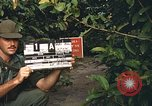 Image of 25th Infantry Division soldiers Vietnam Cu Chi, 1967, second 35 stock footage video 65675022780