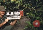 Image of 25th Infantry Division soldiers Vietnam Cu Chi, 1967, second 37 stock footage video 65675022780