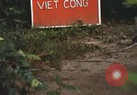 Image of 25th Infantry Division soldiers Vietnam Cu Chi, 1967, second 47 stock footage video 65675022780