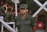 Image of 25th Infantry Division soldiers Vietnam Cu Chi, 1967, second 7 stock footage video 65675022782