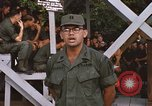Image of 25th Infantry Division soldiers Vietnam Cu Chi, 1967, second 14 stock footage video 65675022782