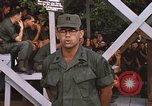 Image of 25th Infantry Division soldiers Vietnam Cu Chi, 1967, second 19 stock footage video 65675022782