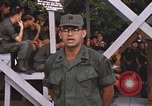 Image of 25th Infantry Division soldiers Vietnam Cu Chi, 1967, second 27 stock footage video 65675022782