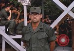 Image of 25th Infantry Division soldiers Vietnam Cu Chi, 1967, second 29 stock footage video 65675022782