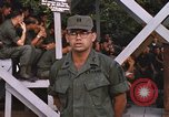 Image of 25th Infantry Division soldiers Vietnam Cu Chi, 1967, second 34 stock footage video 65675022782