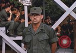 Image of 25th Infantry Division soldiers Vietnam Cu Chi, 1967, second 36 stock footage video 65675022782