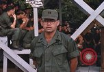 Image of 25th Infantry Division soldiers Vietnam Cu Chi, 1967, second 42 stock footage video 65675022782