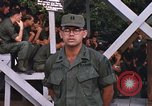 Image of 25th Infantry Division soldiers Vietnam Cu Chi, 1967, second 53 stock footage video 65675022782