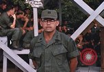 Image of 25th Infantry Division soldiers Vietnam Cu Chi, 1967, second 55 stock footage video 65675022782