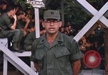 Image of 25th Infantry Division soldiers Vietnam Cu Chi, 1967, second 56 stock footage video 65675022782