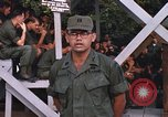 Image of 25th Infantry Division soldiers Vietnam Cu Chi, 1967, second 57 stock footage video 65675022782