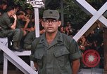 Image of 25th Infantry Division soldiers Vietnam Cu Chi, 1967, second 59 stock footage video 65675022782