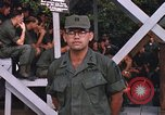 Image of 25th Infantry Division soldiers Vietnam Cu Chi, 1967, second 61 stock footage video 65675022782