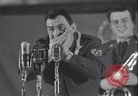 Image of Stage performance Greenland Thule Air Force Base, 1954, second 8 stock footage video 65675022787
