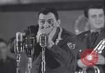 Image of Stage performance Greenland Thule Air Force Base, 1954, second 10 stock footage video 65675022787