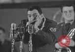 Image of Stage performance Greenland Thule Air Force Base, 1954, second 12 stock footage video 65675022787