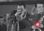 Image of Stage performance Greenland Thule Air Force Base, 1954, second 22 stock footage video 65675022787