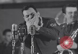 Image of Stage performance Greenland Thule Air Force Base, 1954, second 23 stock footage video 65675022787