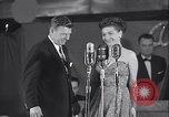 Image of Stage performance Greenland Thule Air Force Base, 1954, second 56 stock footage video 65675022787