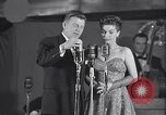 Image of Stage performance Greenland Thule Air Force Base, 1954, second 62 stock footage video 65675022787