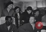 Image of Arthur Godfrey Greenland Thule Air Force Base, 1954, second 4 stock footage video 65675022792