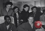 Image of Arthur Godfrey Greenland Thule Air Force Base, 1954, second 5 stock footage video 65675022792