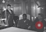 Image of Arthur Godfrey Greenland Thule Air Force Base, 1954, second 31 stock footage video 65675022792
