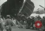 Image of C-124 Globemaster II New Mexico United States USA, 1954, second 11 stock footage video 65675022816