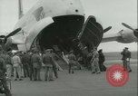 Image of C-124 Globemaster II New Mexico United States USA, 1954, second 16 stock footage video 65675022816
