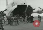Image of C-124 Globemaster II New Mexico United States USA, 1954, second 17 stock footage video 65675022816