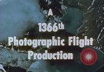 Image of Snow covered mountain peaks Arctic Region, 1954, second 13 stock footage video 65675022827