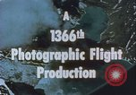 Image of Snow covered mountain peaks Arctic Region, 1954, second 14 stock footage video 65675022827