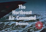 Image of Snow covered mountain peaks Arctic Region, 1954, second 22 stock footage video 65675022827