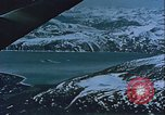 Image of Snow covered mountain peaks Arctic Region, 1954, second 41 stock footage video 65675022827