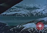 Image of Snow covered mountain peaks Arctic Region, 1954, second 43 stock footage video 65675022827