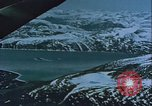 Image of Snow covered mountain peaks Arctic Region, 1954, second 44 stock footage video 65675022827